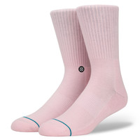 Stance Icon Socks In Pink