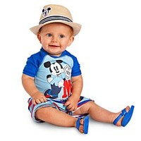 Mickey Mouse City Swim Collection for Baby