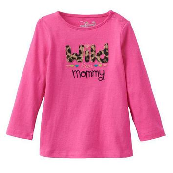 DCCKX8J Jumping Beans Tunic - Baby Girl Size