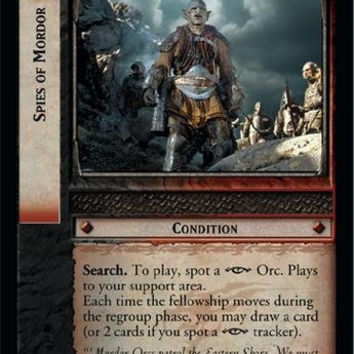 Lord of the Rings TCG - Spies of Mordor - Mines of Moria