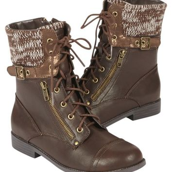 LACE-UP SWEATER BOOTS | GIRLS SHOES {PARENT_CATEGORY} | SHOP JUSTICE