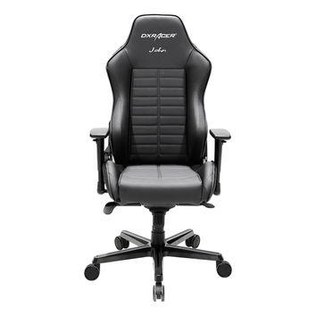 DXRACER DJ133N-John best office gaming chair adjustable system executive-Black