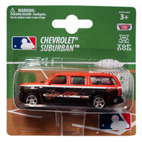 Top Dog 1:64 Scale Baltimore Orioles Suburban