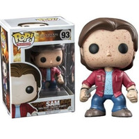 Supernatural Sam Bloodspatter FUNKO Pop Vinyl Figure