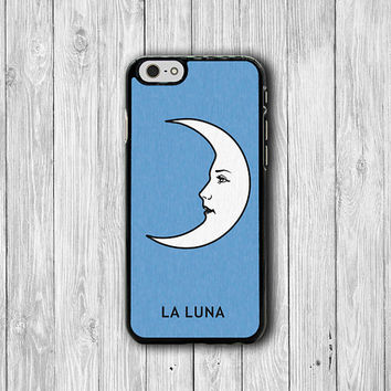 Laluna Moon Gypsy iPhone 6 Cases, iPhone 6 Plus Drawing Printed iPhone 5S iPhone 5 Case, iPhone 5C Case, iPhone 4S Case, iPhone 4 Moon Draw
