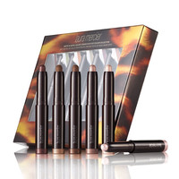 Limited Edition Matte-to-Metal Holiday Caviar Stick Eye Colour Collection ($100 Value) - Laura Mercier