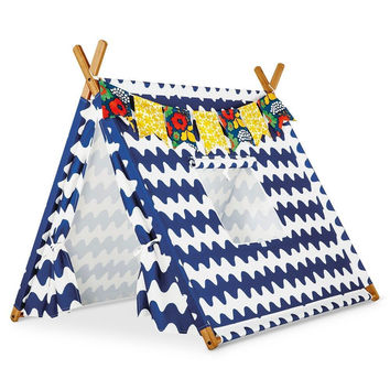 Marimekko Play Tent 3 pc - Lokki Print - Primary