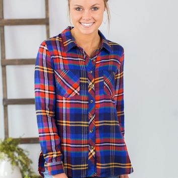 Grace & Lace Lumberjack Plaid