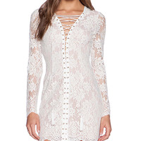 THE JETSET DIARIES The Ruins Dress in White