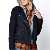 Obey Germain Hooded Jacket at PacSun.com