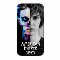 American Horror Story Evan Peter Galaxy iPhone 4 Case