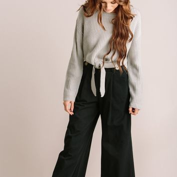 April Wide Leg Sailor Pants