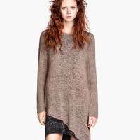 H&M Asymmetric Sweater $19.95