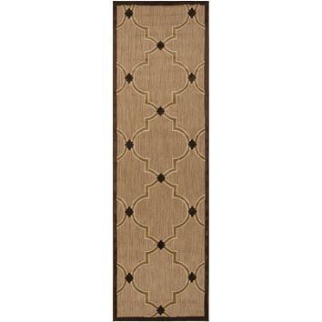 Surya Portera PRT1048 Brown Outdoor Area Rug