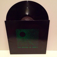 Rare Vinyl Record Album Sisters of Mercy  The by JustCoolRecords