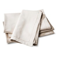 Napkins Set of 4 Neutral - Threshold