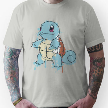 Squirtle Painted  Unisex T-Shirt