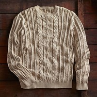 Peruvian Chancay Pima Cotton Sweater