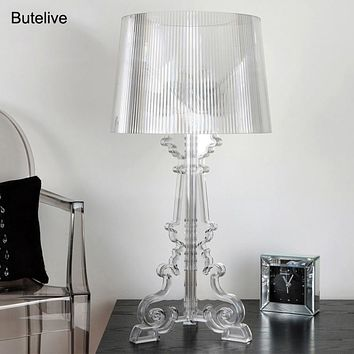 High Quality Crystal Table Lamp