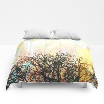 Tree Comforters by Taoteching / C4Dart