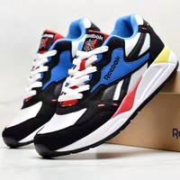 REEBOK ROYAL BRIDGE Tide brand mesh breathable sports running shoes