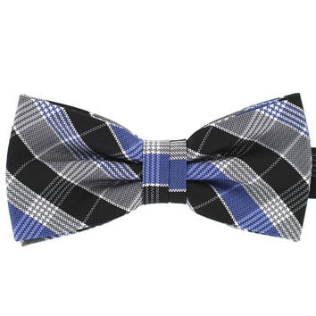 Tok Tok Designs Formal Dog Bow Tie for Large Dogs (B474)