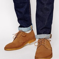 Clarks Originals Desert London Suede Shoes