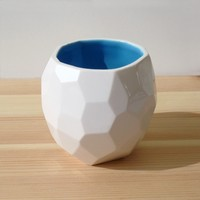 Supermarket: Poligon Cup - Blue from Sander lorier