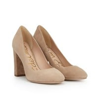 Stillson Round Toe Pump