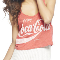 Coca-Cola Tank | Wet Seal