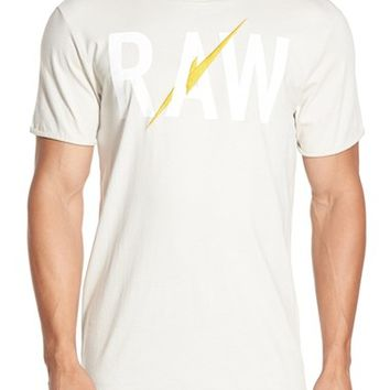 Men's G-Star Raw 'Hujan' Embroidered Graphic T-Shirt