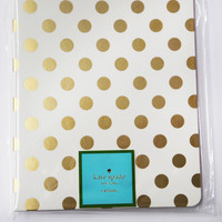 Kate Spade New York Spiral Notebook - Gold Pavillion
