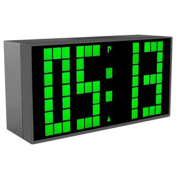 CH KOSDA LED Alarm Clock Show Countdown Temperature Date  6 Gruops Alarms  in the Room and  Kitchen  Big Digital Display Desk