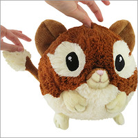 Mini Squishable Kangaroo Mouse: An Adorable Fuzzy Plush to Snurfle and Squeeze!