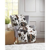 Better Homes and Gardens Faux Fur Throw - Walmart.com