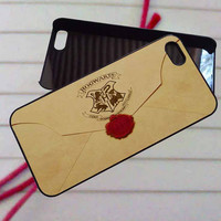 hogwarts envelope harry potter - case iPhone 4/4s,5,5s,5c,6,6+samsung s3,4,5,6