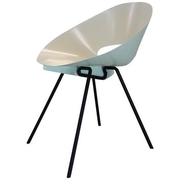 Donald Knorr Chair for Knoll Associates, 1948 'MOMA Design Competition Winner'
