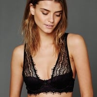 Free People Bisou Bisou Berry Bra