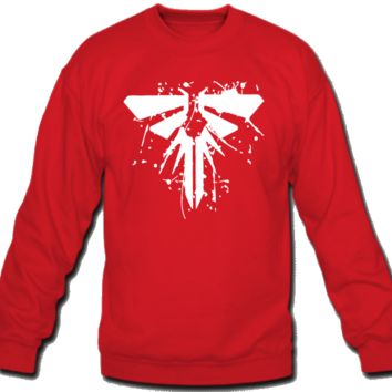 The Last of Us Crew Neck Sweatshirt