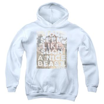 Labyrinth - Nice Beast Youth Pull Over Hoodie