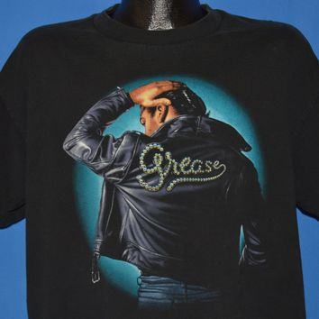 90s Grease Broadway Musical Revival 1994 t-shirt Extra Large