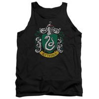 Harry Potter - Slytherin Crest Adult Tank