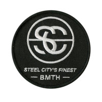 Bring Me The Horizon Steel City Patch