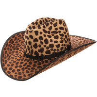 Shop Women's Charlie 1 Horse On The Prowl Felt Cowgirl Hat
