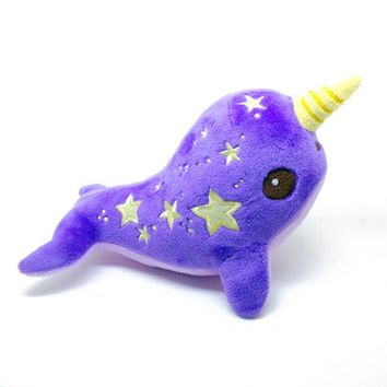 Starwhal the Narwhal! Plush