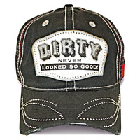 Farm Boy & Farm Girl Women's Farm Girl Dirty Looks Mesh Cap