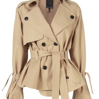 Winfield Short Trench Coat