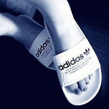 Tagre™ ADIDAS Casual Fashion Women Sandal Slipper Shoes