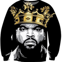 NEW ICE CUBE KING CREWNECK