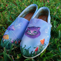Alice in Wonderland TOMS